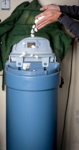 water softener Plumbing services